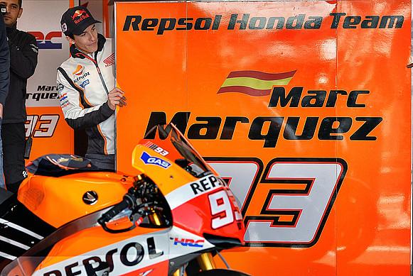 Repsol Honda, Марк Маркес