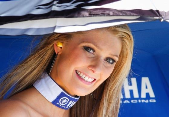 MotoGP Гран-При Австралии 2013: Девушки паддока