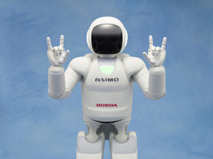 робот-андроид Asimo