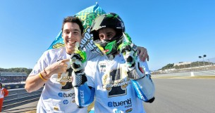 Пол Эспаргаро - Чемпион мира Moto2 2013