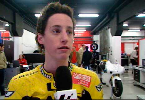 Поль Эспаргаро 125cc 2006
