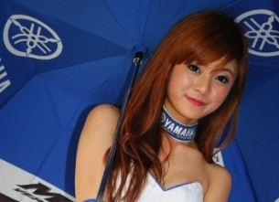 Девушки паддока чемпионата мира MotoGP на Гран-При Малайзии 2013