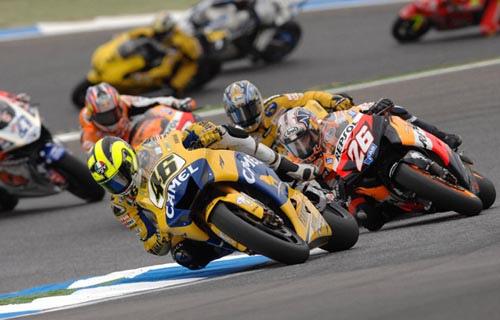 Гонка MotoGP Гран-При Валенсии 2006 года