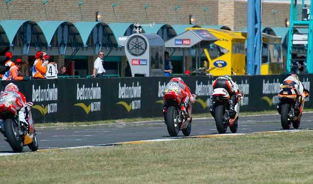 Гонка 250cc Гран-При Южной Африки 2004