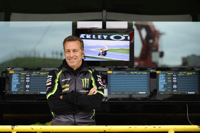 Эрве Поншараль, босс команды Yamaha Tech 3 MotoGP
