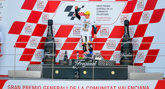 Маверик Виньялес - Чемпион мира Moto3 2013