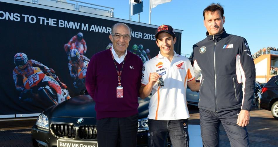 Марка Маркес - лучший квалифайер MotoGP 2013 года