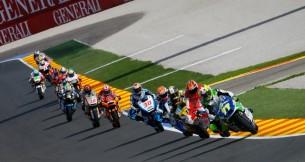 Гонка Moto2 Гран-При Валенсии 2013