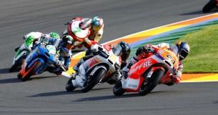 Гонка Moto3 Гран-При Валенсии 2013