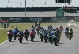 Гонка MotoGP Гран-При Южной Африки 2004