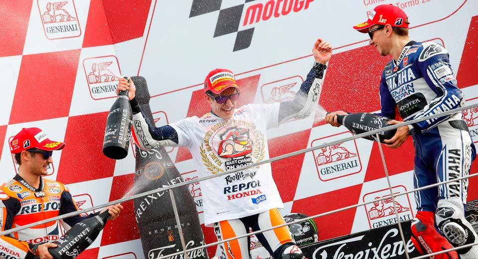 Марк Маркес - Чемпион мира MotoGP 2013