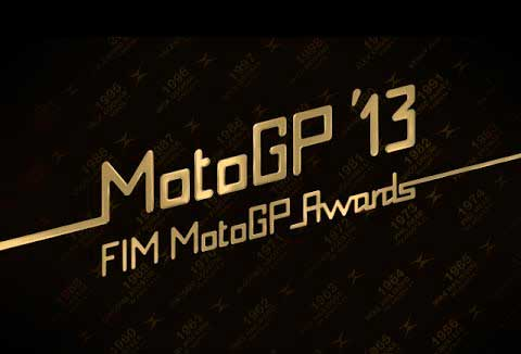 MotoGP Awards Ceremony 2013