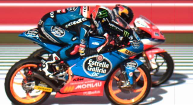 Ринс и Фолгер Moto3 2013