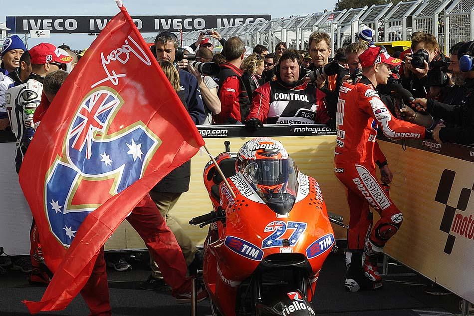 Кейси Стоунер Ducati
