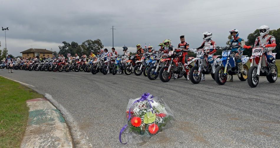 Sic Supermoto Day отменен из-за гибели Дориано Ромбони