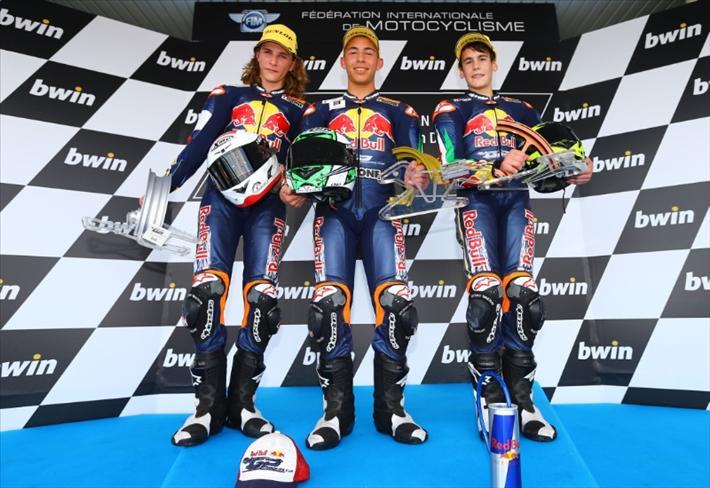 Эния Бастианини дебютирует в чемпионате мира Moto3 2014