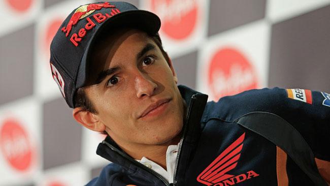 чемпион мира MotoGP Марк Маркес