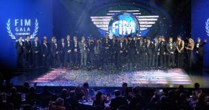Церемония вручения наград FIM в Монако