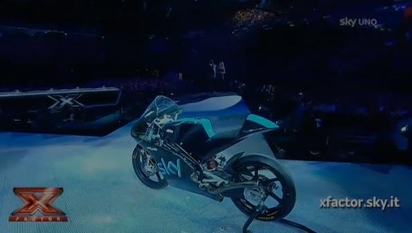 Валентино Росси представил мотоциклы своей команды Team Sky