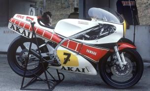 Yamaha YZR500 (0W53). 1981 год.