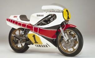 Yamaha YZR500 (0W54). 1981 год.