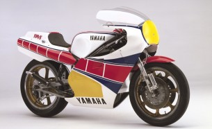 Yamaha YZR500 (0W60). 1982 год.