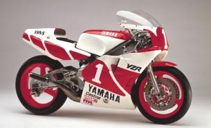 Yamaha YZR500 (0W81). 1985-1986 гг.