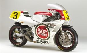 Yamaha YZR500 (0W86). 1987 год.