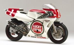 Yamaha YZR500 (0W98). 1988 год.