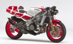Yamaha YZR500 (0WA8). 1989 год.