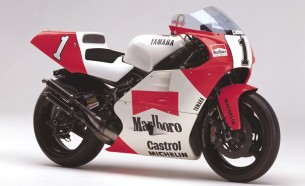 Yamaha YZR500 (0WE0). 1992 год.