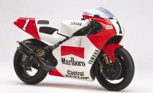 Yamaha YZR500 (0WF2). 1993 год.