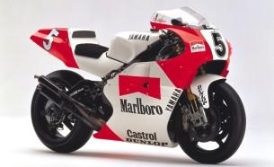 Yamaha YZR500 (0WF9). 1994-1995 гг.