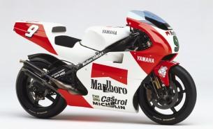 Yamaha YZR500 (0WJ1). 1996 год.