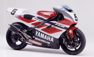 Yamaha YZR500 (0WH0). 1997 год.