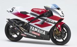 Yamaha YZR500 (0WK1). 1998 год.