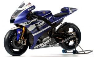 Yamaha YZR-M1 (0WT1). 2011 год.