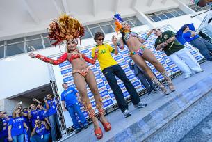 Валентино Росси, Бразилия