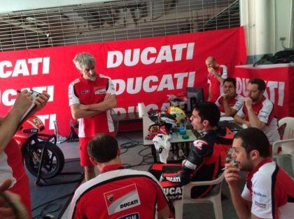 Ducati Team в Сепанге