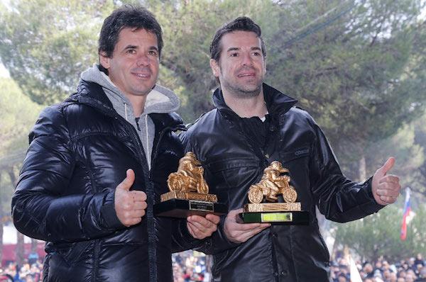 Карлос Чека и Алекс Кривиль получили по Золотому Пингвину