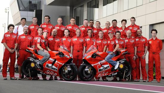 Семья Ducati GP