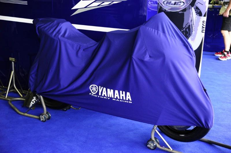 Yamaha представила свой прототип MotoGP 2014 года