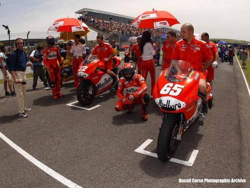 Херес. Новая сенсация от Ducati - полная победа в квалификации.