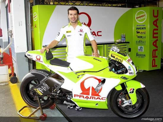 Мика Каллио из-за травм выбыл из чемпионата в конце сезона. Карлос Чека был приглашен на замену, но в 2 гонках смог взять только 1 очко. Испанцу не покорился трюк Бэйлиса, исполненный в 2006-м