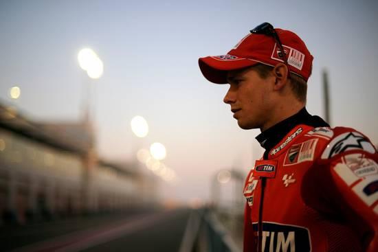 2010-й - период заката отношений Кейси Стоунера и Ducati