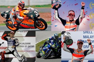 Испанцы в MotoGP