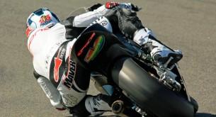 Маверик Виньялес официальные тесты Moto2 2014 в Валенсии