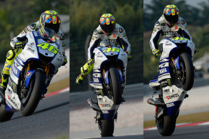 Официальные тесты MotoGP 2014