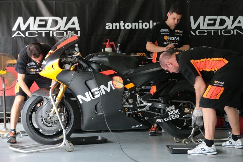 FTR-Yamaha MotoGP