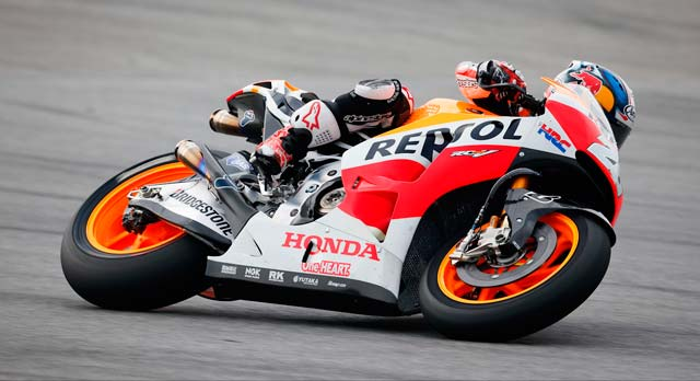 Дани Педроса, пилот MotoGP Repsol Honda Team